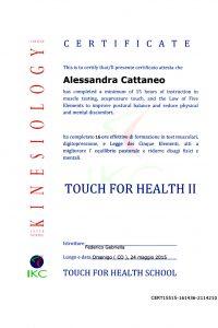 10_Touch for Health2_tecniche di kinesiologia per il riequilibrio del corpo attraverso la definzione di un traguardo, agopressione per il dolore