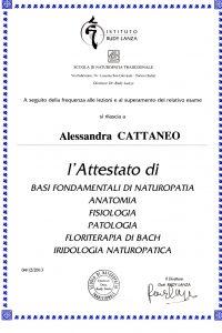 2_Attestato Naturopatia primo anno_Corsi approfonditi di anatomia, fisiologia e patologia.
